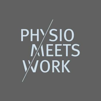 Beitragsbild - Logo von PhysioMeetsWork