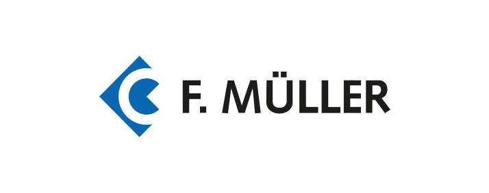 Logo des Dentaltechnikers F. Müller