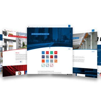 Dreispringer Webentwicklung Bauwerkplan Multisite