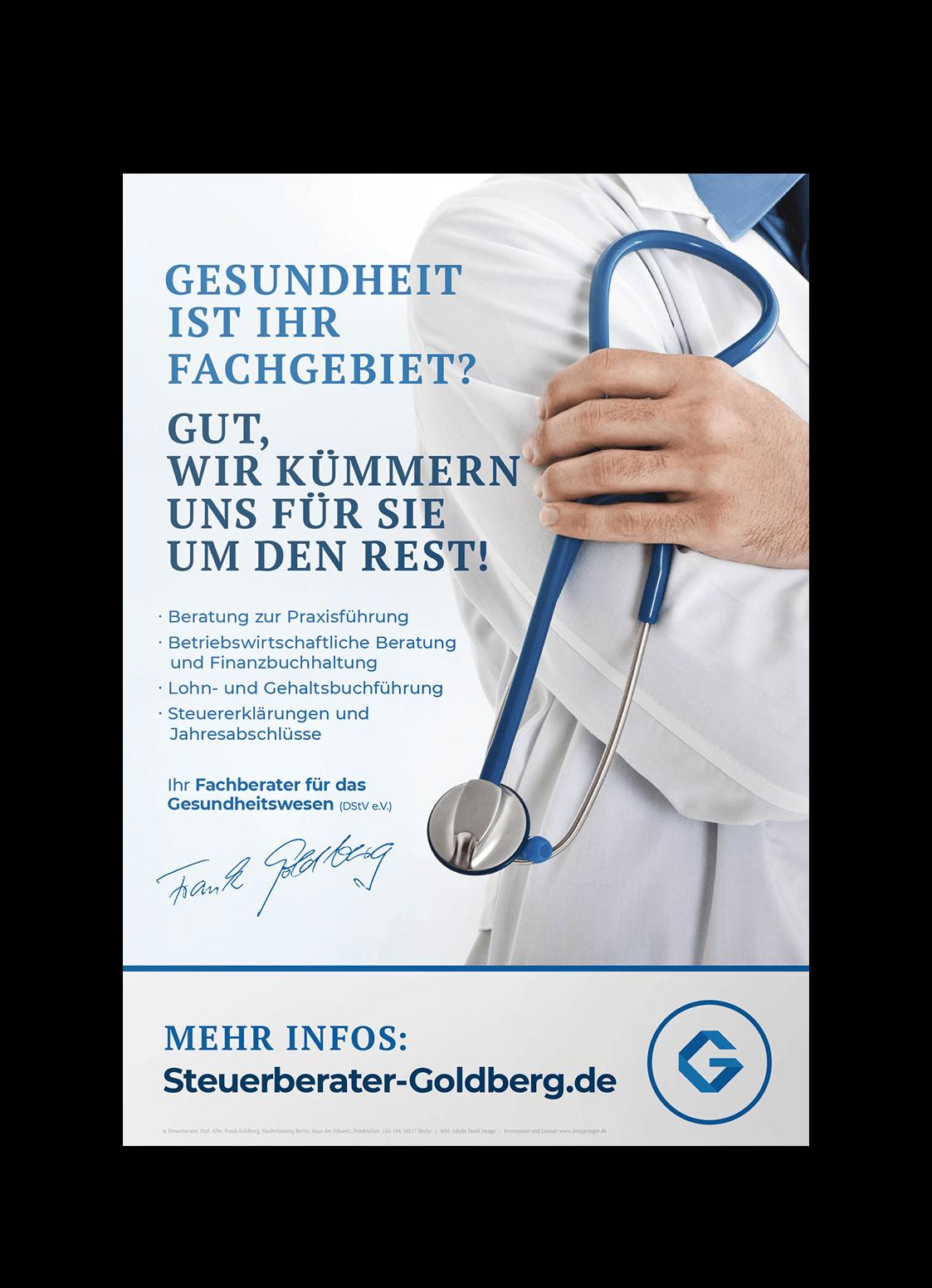 Kampagne Frank Goldberg