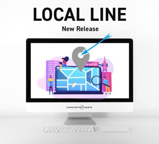 Local Line: Neue Updates rund um das Local SEO Tool